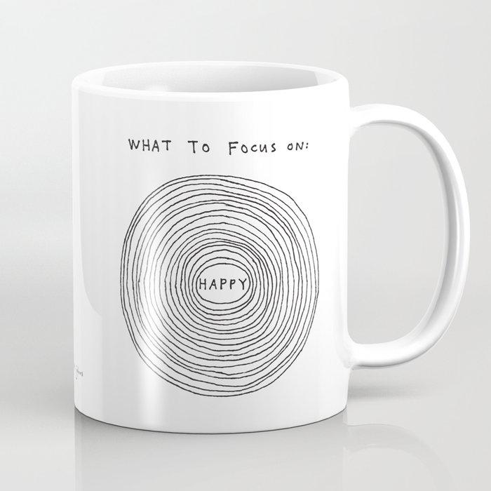 What to focus on Coffee Mug