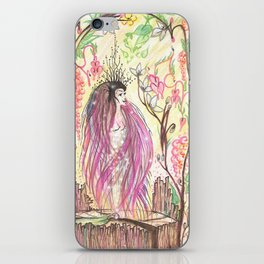 Aella the Summerland Sprite iPhone Skin