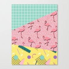 Dreaming 80s #society6 #decor #buyart Canvas Print
