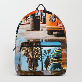 Surfing for life Backpack