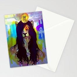 Sekhmet Stationery Cards