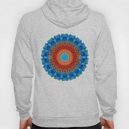 Seeing Mandala 2 - Spiritual Art By Sharon Cummings Hoody