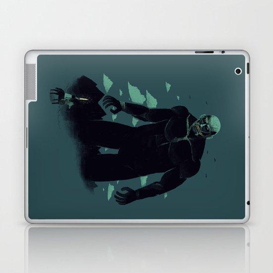 shadow of the titan Laptop & iPad Skin