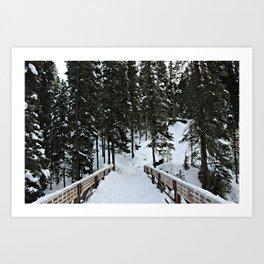 The Montana Way Art Print