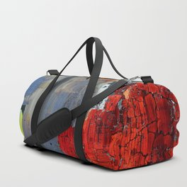 Love Abstract Duffle Bag