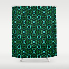 Pattern BC Shower Curtain