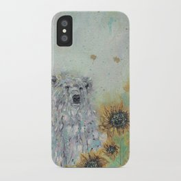 I'll be here, look for me.. iPhone Case