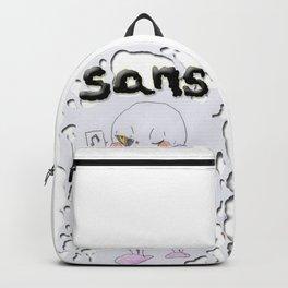 148204c0d75a Sans - Undertale Friends -Pen Drawn Backpack