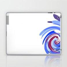 Butterflies in Storm Laptop & iPad Skin