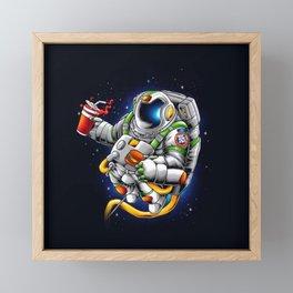 Need More Space - Framed Mini Art Print