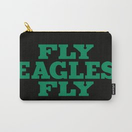 Fly Eagles Philly Carry-All Pouch