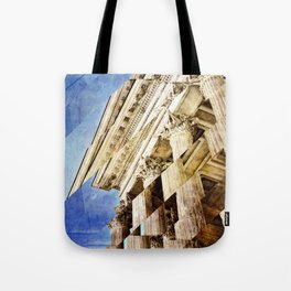 Pieces of Empire Deconstructed Tote Bag