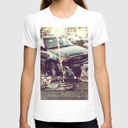Focus on art T-shirt