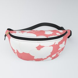 Floral Presence Fanny Pack