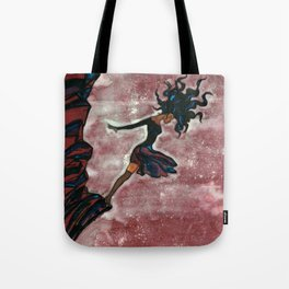 A Dream Suicide Tote Bag