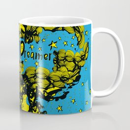 Dreamer girl Coffee Mug