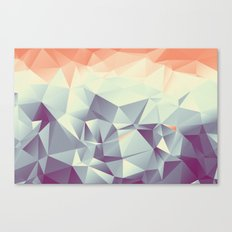 Session 9: V Canvas Print