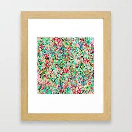 Informel Art Abstract G214 Framed Art Print