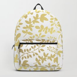 Golden Leaves Backpack