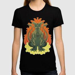 Slattern Tattoo design T-shirt