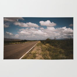 Southwest Desert Highway Rug