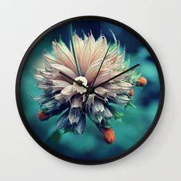 Spring Flower 10 Wall Clock