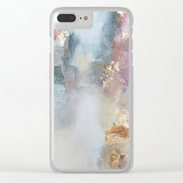 Roses 1 Clear iPhone Case