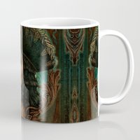 hook Mugs featuring Hook by ManuelDA