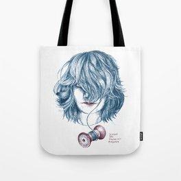 HaarRolle Tote Bag