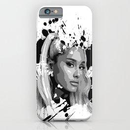 ariana desain 001 iPhone Case