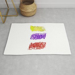 Flag of Colombia-Colombian,Bogota,Medellin,Marquez,america,south america,tropical,latine america Rug