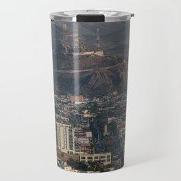 Hermosillo, Sonora, Mexico, City Travel Mug