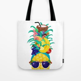 Chiquita Pineapple Tote Bag