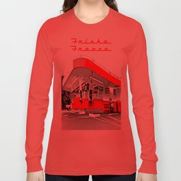 Classic American Drive-Thru Long Sleeve T-shirt