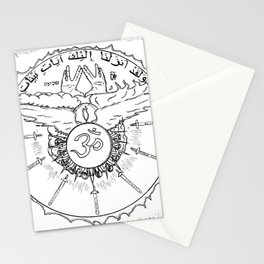 Come Holy Ghost Stationery Cards