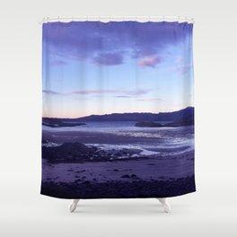 Sunset at  Loch Eil Shower Curtain