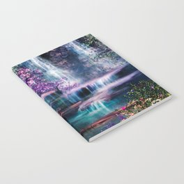Fantasy Forest Notebook