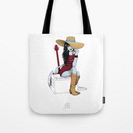 Pardoart's Alphabet - M Tote Bag