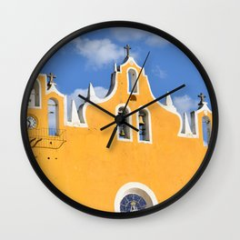 Toward the Heavens Wall Clock