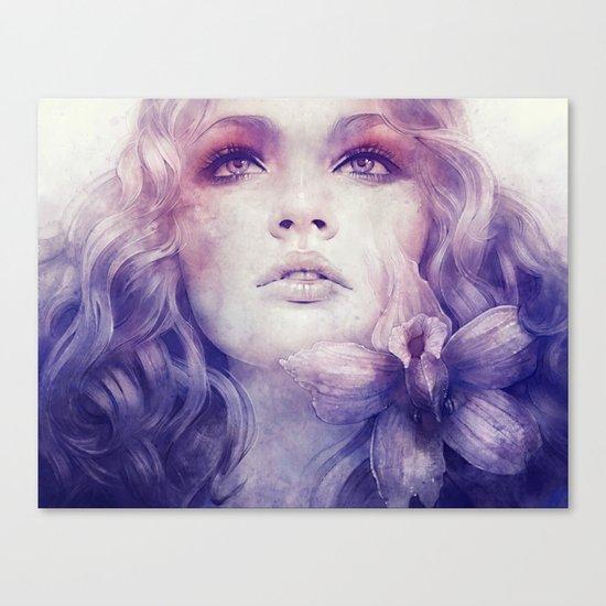July Canvas Print