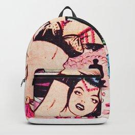 Exotic Dancer Backpack