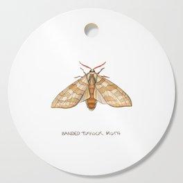 Banded Tussock Moth Cutting Board