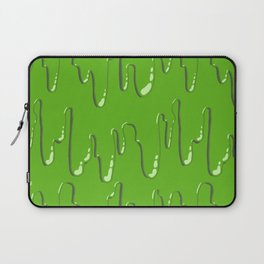 Come on and Slime! (Green) Laptop Sleeve
