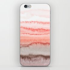 WITHIN THE TIDES CORAL DAWN iPhone & iPod Skin