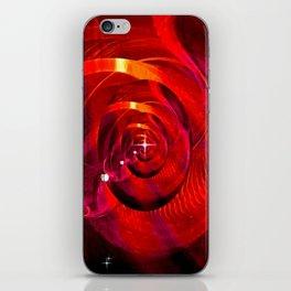 Metaphysische Hemisphäre. iPhone Skin