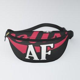 Polish AF Best dygnus day Gift Fanny Pack