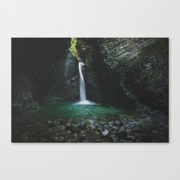 Kozjak - Slovenia Canvas Print