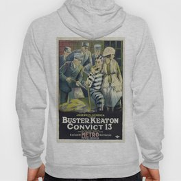 Vintage poster - Convict 13 Hoody
