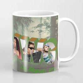 Greetings from Top Dawg Coffee Mug