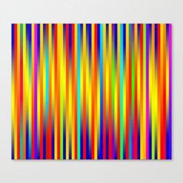 Lines 7 Canvas Print